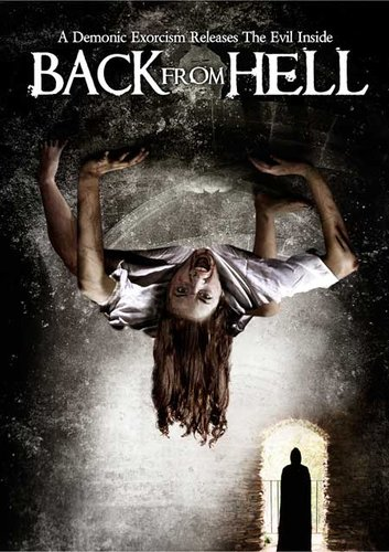 Back From Hell (2011) DVDRip 400Mb