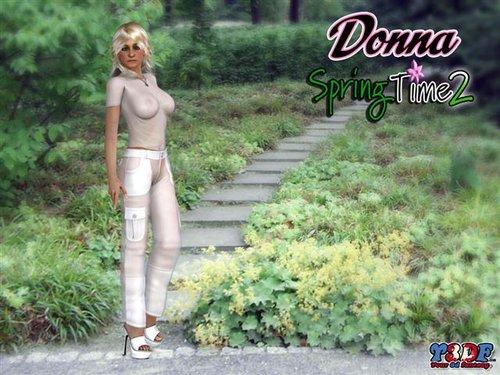 Y3DF-Donna Spring Time 2