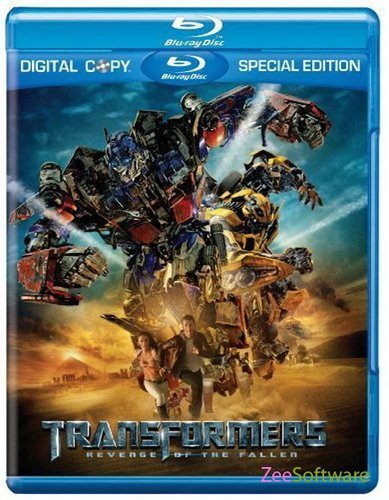 Transformers: Revenge of the Fallen 2009 Dual Audio Hindi Eng BRRip 400Mb