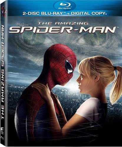 The Amazing Spider-Man 4 (2012) BRRip 720 900MB
