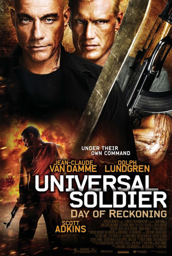 Universal Soldier: Day of Reckoning (2012) HDRip 450Mb