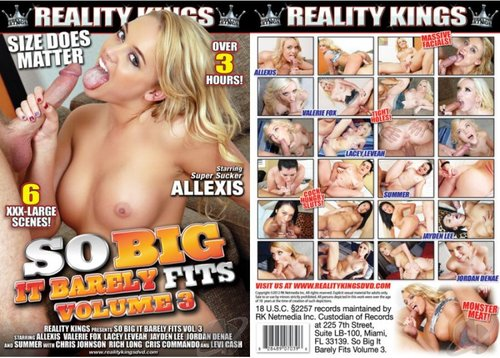Download So Big It Barely Fits # 3 Free