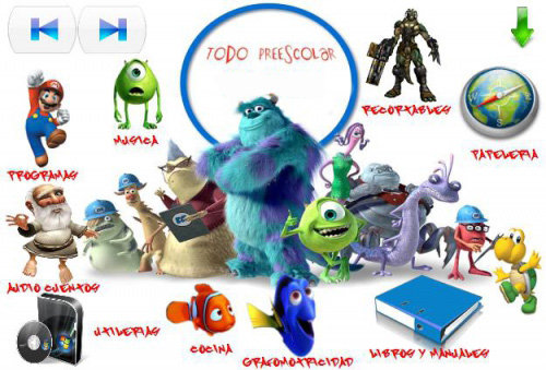 TEU – Todo PreEscolar. Muchas utilidades para niños de nivel ...