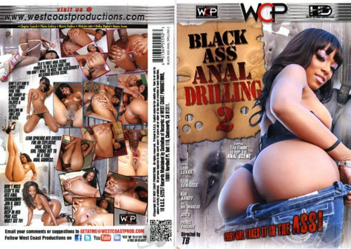 Download Black Ass Anal Drilling #2 Free