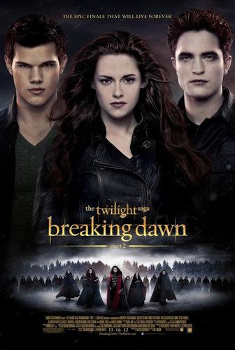 The Twilight Saga: Breaking Dawn – Part 2 (2012) DVDRip 500Mb