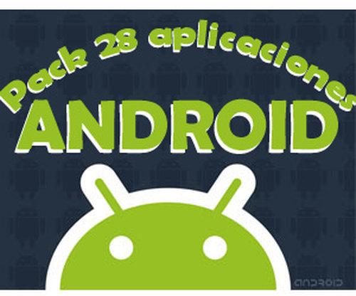 Pack 28 aplicaciones [Android][Compilacion 20 Nov 2012]