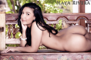 2ysmgjrrxkhz t Naya Rivera Nude Showing her Ass n Boobs [Fake]