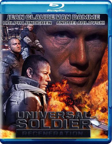 Universal Soldier Regeneration III 2009
