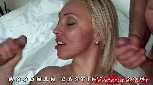Hot Iris Woodman Casting X