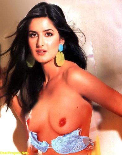 Katrina Kaif Fake Sexy Pictures 4