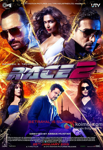 Race 2 (2013) DvdScr 700MB