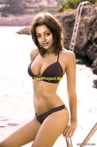 Trisha Krishnan Nude Sexy Pictures 3