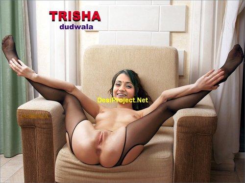Trisha Krishnan Nude Sexy Pictures 5