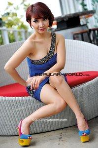 Model Popular Roro Fitria Januari 2013