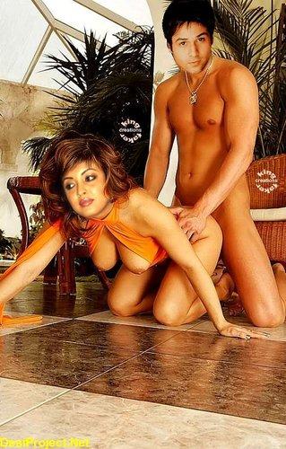 Dutta  nackt Tanushree Christina Milian