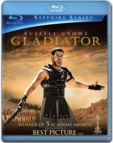 Gladiator 2000 Theatrical Hindi Dubbed Dual BRRip 720p