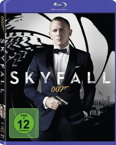 Skyfall 2012 Hindi Dubbed Dual Audio BRRip 720p
